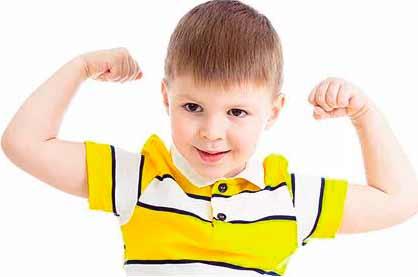 alimentos para que tu hijo crezca sano y fuerte