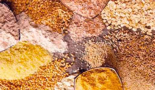 los cereales son ideales para la anemia porque contienen mucho hierro