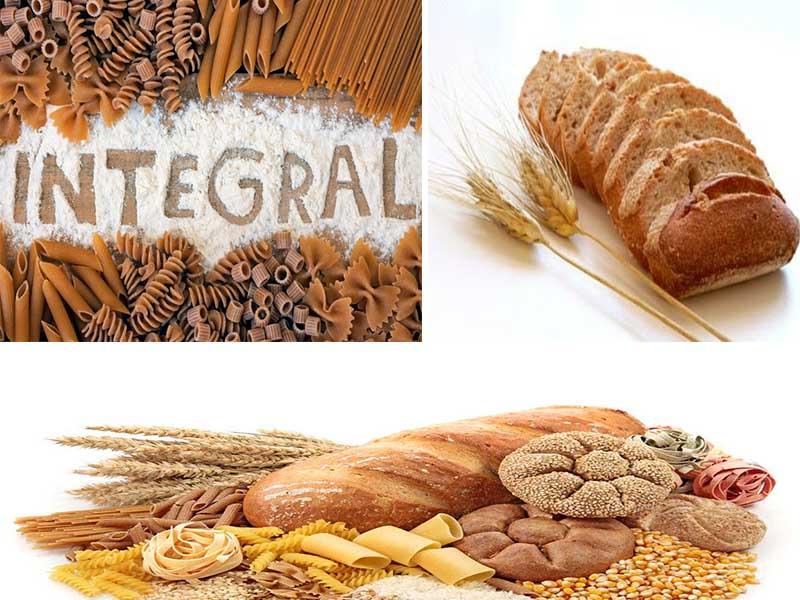 alimentos integrales para limpiar y depurar el cuerpo