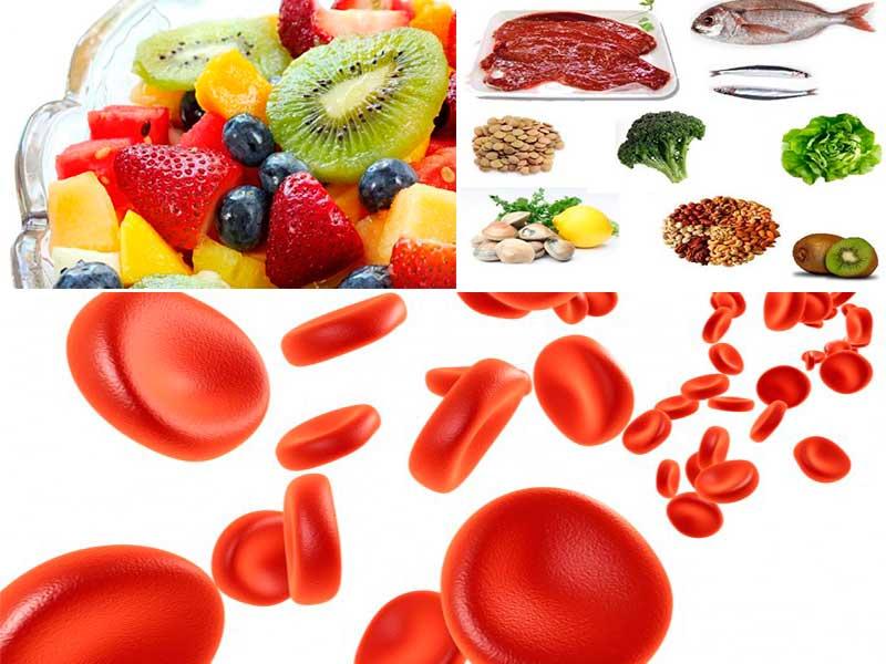 Alimentos para bajar la bilirrubina alta