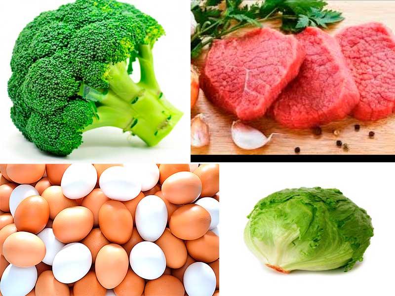 alimentos prohibidos si tienes las plaquetas altas