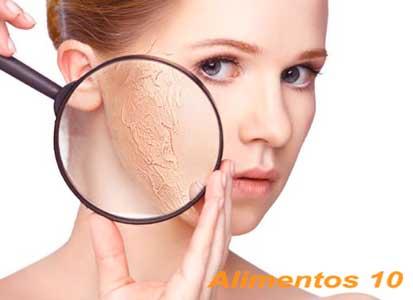 consejos para evitar la resequedad e hidratar la piel