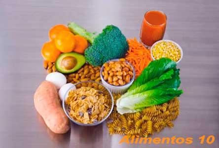 consume alimentos con acido folico para que puedas mejorar la fertilidad