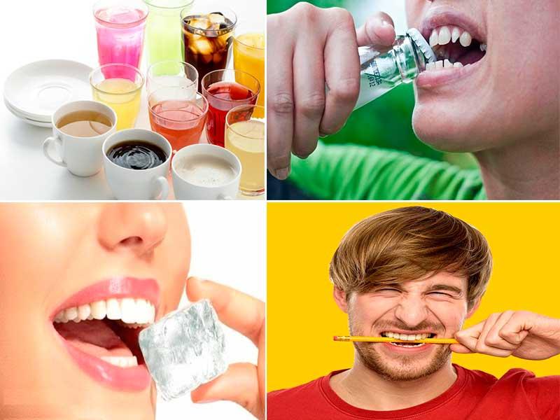 habitos que perjudican a tus dientes