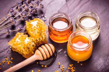 la miel es un alimento excelente para incrementar las defensas