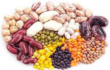 legumbres y cereales son buenisimos para subir las plaquetas
