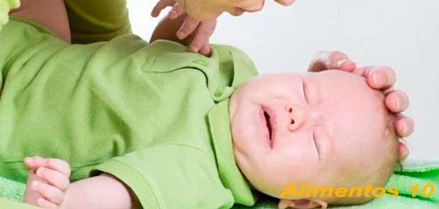 mejores alimentos para el estrenimiento infantil y en la lactancia