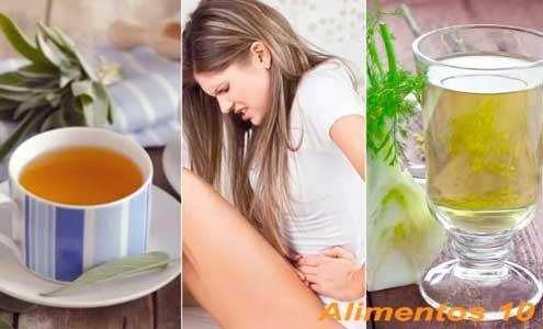 tratar la gastroenteritis con liquidos